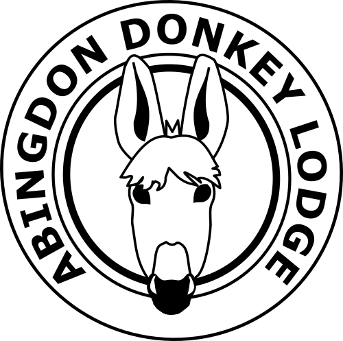 Historic Abingdon Donkey Lodge on the Creeper Trail